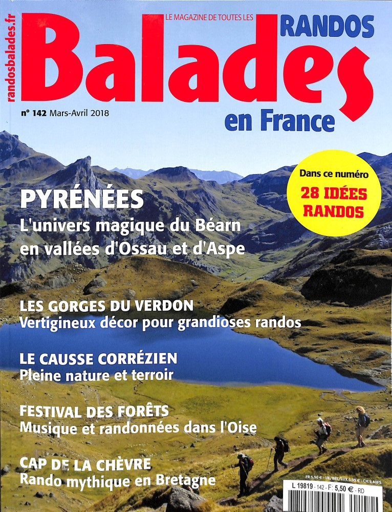 The Festival des forêts in the spotlight in Balades en France