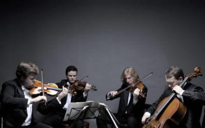Création du 5e quatuor de Philippe Hersant lors du 26e Festival des forêts